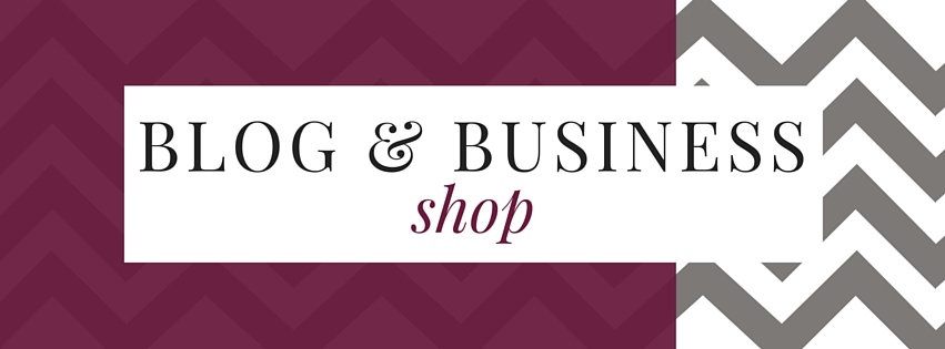Blog & Business Shop