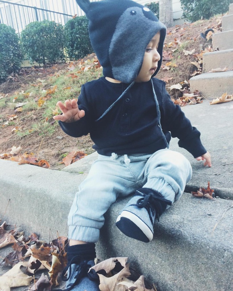 Infant style fall fashion winter style