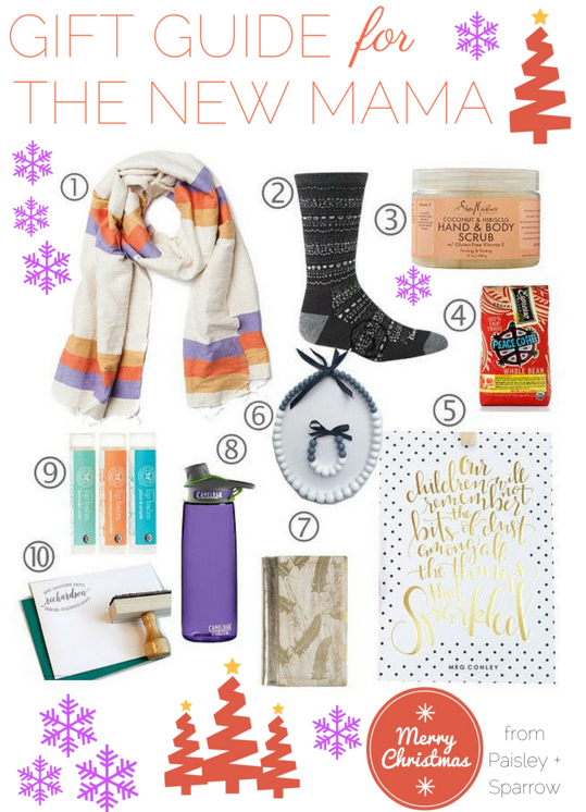 gift guide nommies by mommy