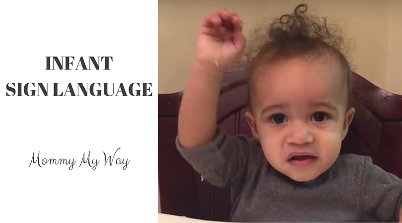 Infant Sign Language – Baby's first words