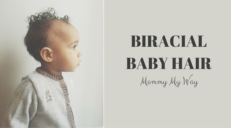 Biracial Baby Hair – Perfecting & protecting the curls