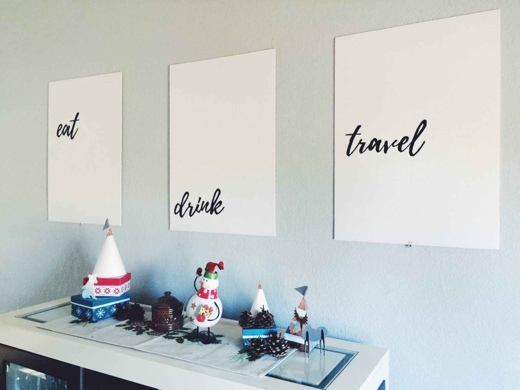 Diy Dining Room Art minimalist dining room wall art - diy on a budget - mommy my way