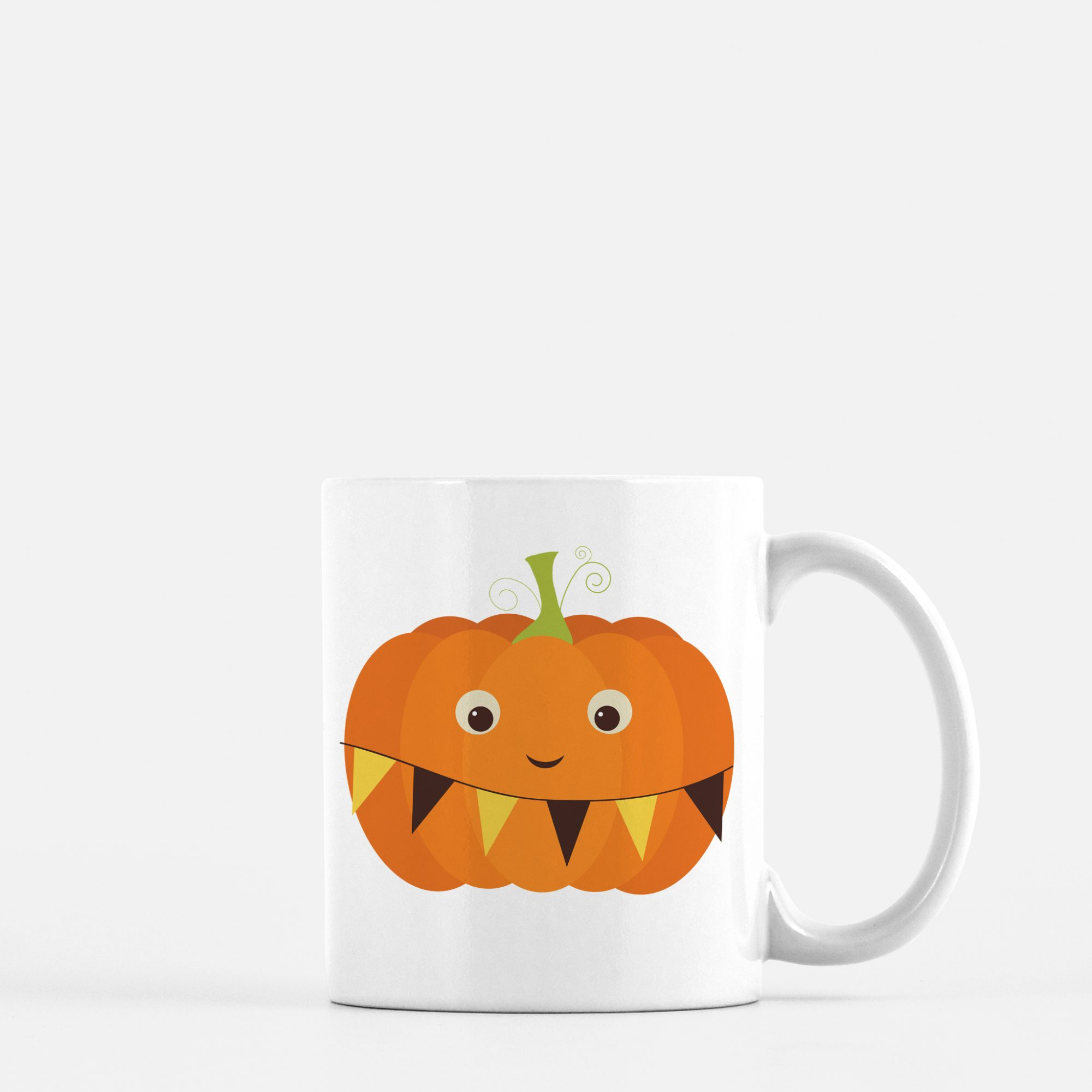 Pumpkin Coffee Mug 11 Oz 12 Oz 15 Oz Mommy Amp Mini Designs