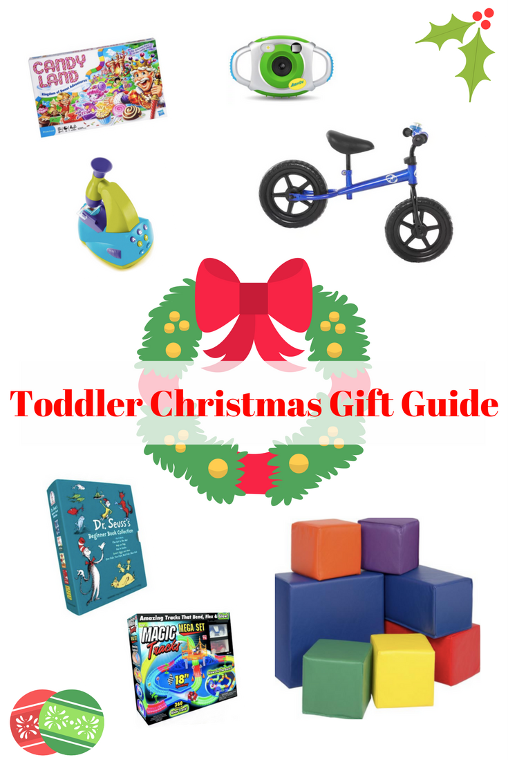 Toddler Christmas List Ideas - Mommy My Way