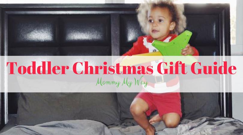 Toddler Christmas List Ideas