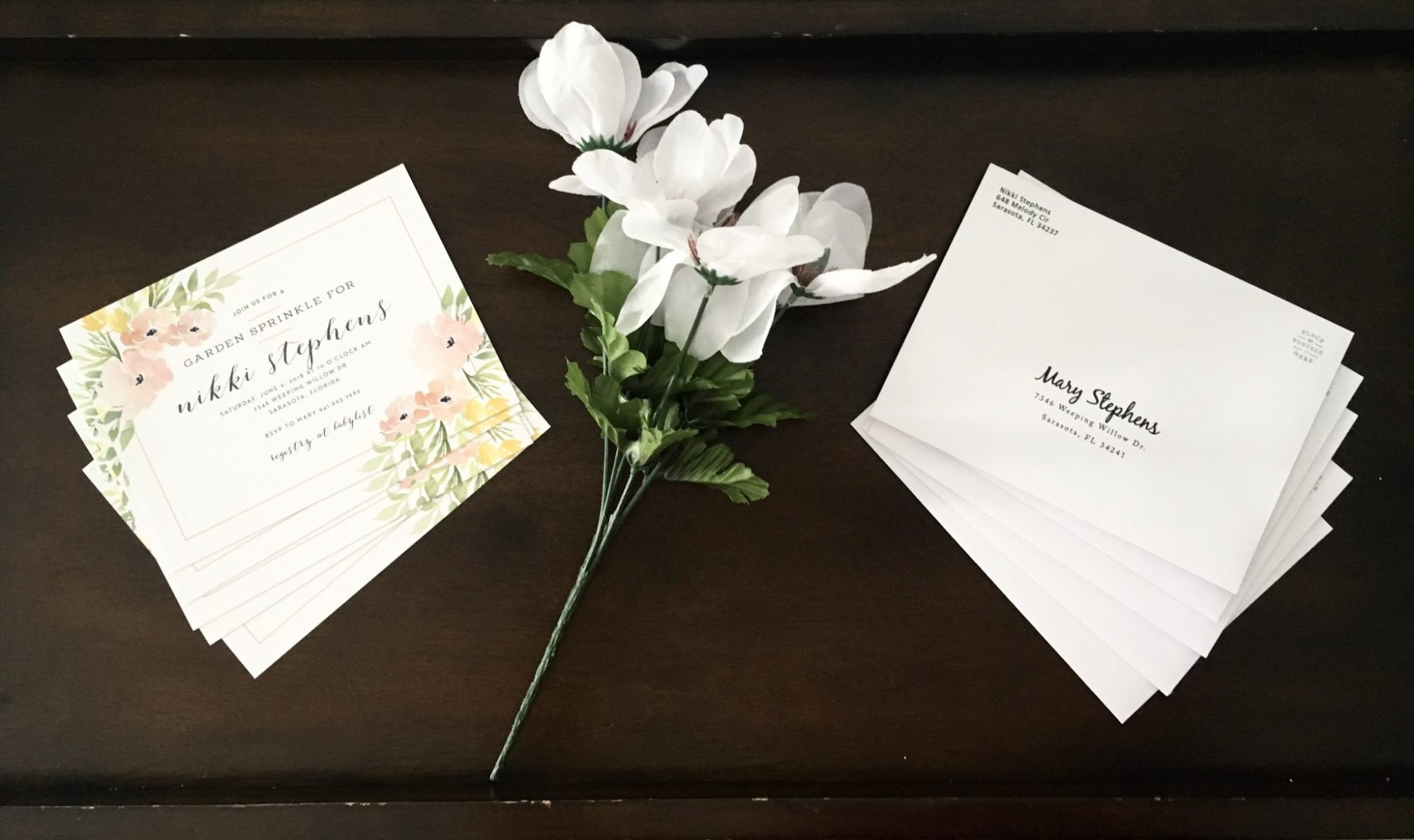 Planning Your Own Baby Shower U2013 Invitations